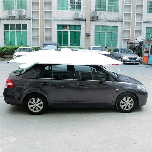 Generic Car Roof Umbrella Shade Outdoor Car Tent Umbrella CarShadeRoof Cover Anti Suv cloth Wateproof Shade. & Generic Car Roof Umbrella Shade Outdoor Car Tent Umbrella CarShade ...