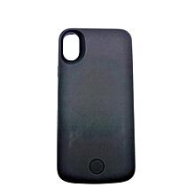 Iphone X PowerCase 5000mAh – Backup case - Black