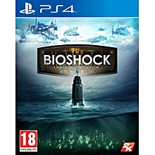 PS4 Game Bioshock The Collection