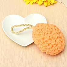 High Quality Face Cleaning Sponge Wholesale Bath Scrubber Shower Spa Sponge Body Cleaning Scrub