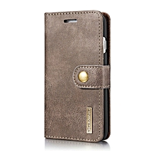 CO DG.MING Wallet Case Cover For iPhone6 Removable Magnetic Card-Gray