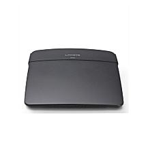 E900 N300 Wi-Fi ROUTER - Black