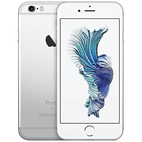 the best attitude 71902 c1233 iPhone 6S - 64GB - 2GB RAM - 12MP Camera - Single Sim - Silver..
