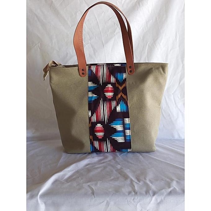 e9be1ed71ce Buy Generic Stylish African Women s Handbag   Best Price   Jumia Kenya