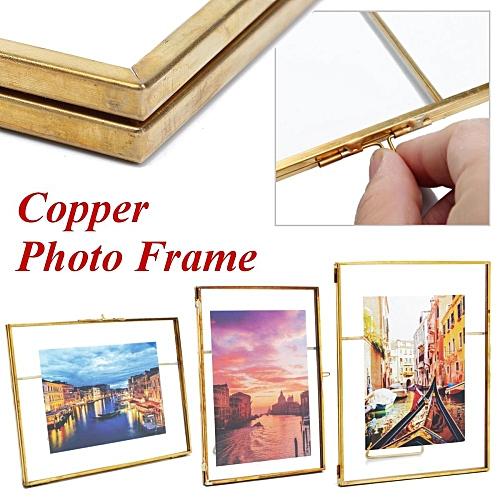 Buy UNIVERSAL 15.2x20.3cm Handmade Antique Vintage Copper Photo ...