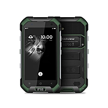 Mobile Phone BV6000 4G LTE Waterproof MT6755 4.7inch HD Octa Core  - Green