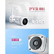 ESCAM PVR001 720P ONVIF Waterproof HD P2P Private Cloud Waterproof Security IP Camera