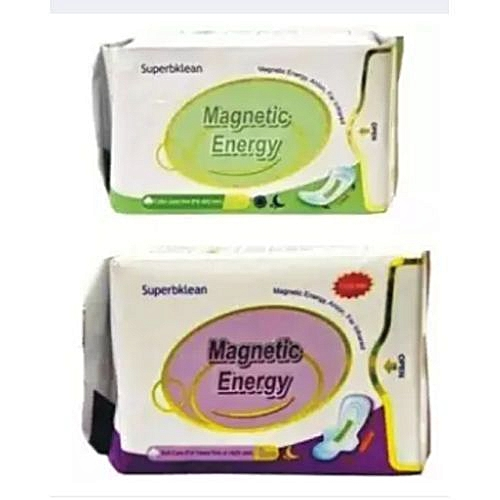 Longrich Superbklean Sanitary Pads (Heavy Flow and Pantyliner)