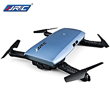 ELFIE+ Foldable RC Pocket Selfie Drone RTF WiFi FPV 720P HD - Blue