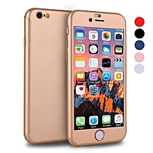 IPhone 6 Case, for iphone 6s Case, 360 Full Body Cover Ultra Thin Protective Hard Slim Case Coated Non Slip Matte Surface With Screen Protector For for iphone 6 / 6s 4.7 Inch 158838 Color-3