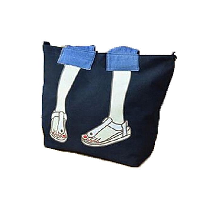 2bc469bff64 ... Hiamok Women Canvas Handbag Shoulder Purse Satchel Messenger Crossbody  Bag Tote BK
