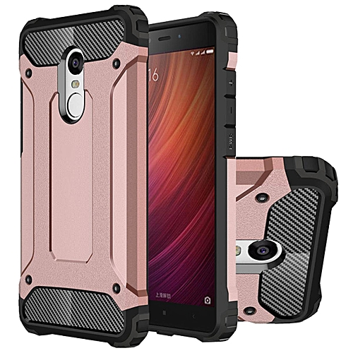 Buy Generic Case For Xiaomi Redmi Note 4 Hybrid Full Body Heavy Duty Armor Dual Layer Shock Absorbing TPU Protective Case Red @ Best Price   Jumia Kenya