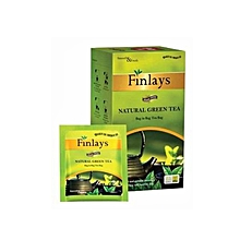 Natural Green Instant Tea 40 g 25 Bags