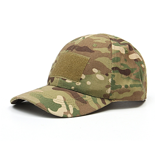 ed3de9d0957 Generic Tactical Operator Camo Baseball Hat Military Army Special Forces  Airsoft Cap New
