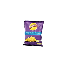 Potato Crisps Zingy Salt & Vinegar 150 g
