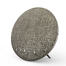 Sardine F6 Fabric Bluetooth V4.1 Speaker V4.1 - Brown