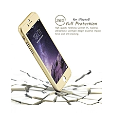 Iphone 6 360° Full Protective Case - Gold