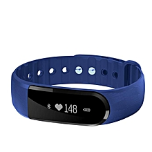Bluetooth Wireless Touchable Smart Wrist Band Pedometer For Android IOS BU