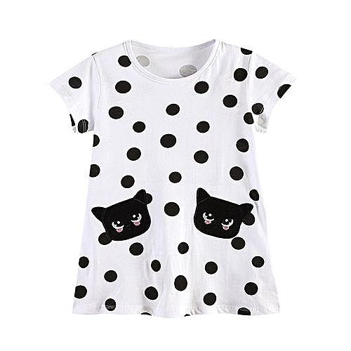 Chubby Polka Dot Dress