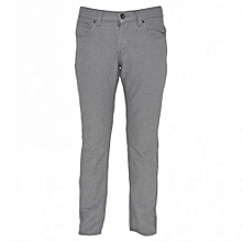 Grey Boys Slim Fit Pants