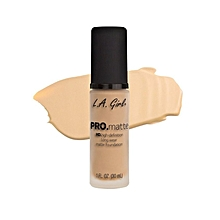 Pro Matte Foundation - Ivory, 1Fl. Oz.