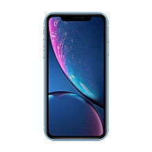 IPhone XR (3GB RAM, 64GB ROM) - Blue - Dual SIM (nano-SIM)