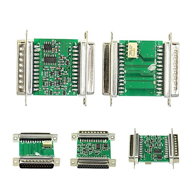 Car Prog Full V10 0 5 With 21 Adapters Programmer Car  Radio/Immo/Dashboard/Airbag/ECU Repair Tool