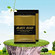 Tearing Gold  Deep Cleansing Purifying Blackhead Pore Removal Peel-off  Mask