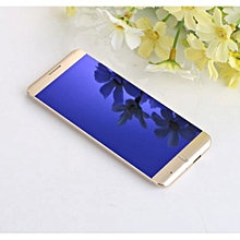 Hot Mini Mobile Phone Ultrathin Luxury Phone Mp3 Player Bluetooth 1.63inch Credit Card Cell Phone-blue