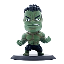 10cm Hulk Bobblehead, Collectible Marvel Heros Bobblehead Figurines