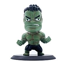 10cm Hulk Bobblehead, Collectible Marvel Heros Bobblehead Figurines