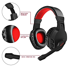 U3 Gaming Headset  - Black