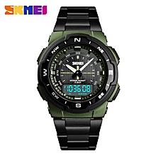 Digital Analogue Sports LED Watch