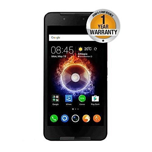 INFINIX Smart (X5010) 16GB +1GB RAM, (Dual SIM) Black