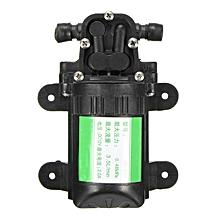 DC 12V 3.5L/Min 3.5Lpm 70 PSI Diaphragm Water Pump For Camper Caravan Marine