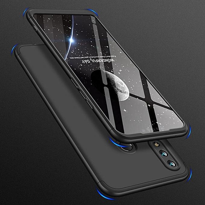 new style a8d90 93977 360 Degree Full Protection Hard Case For Huawei Nova 3i Back Cover  shockproof case For Nova 3i Case