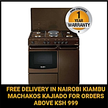 EB/114 - 4G+2E - 86X50 - Gas Compartment- Brown