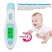 Baby Adult LCD Digital Ear/Forehead Non-contact Infrared Thermometer Temperature Monitor