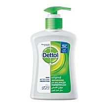 Dettol Anti-bacterial pH-Balanced Handwash 200 ml .