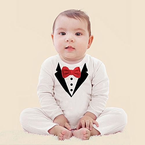 cdfa9652d Yingwoo The Explosion Child Suits Cotton Jumpsuit Rompers Newborn ...