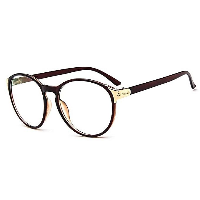 Buy Fashion Vintage Women Eyeglass Frame Glasses Retro Spectacles ...
