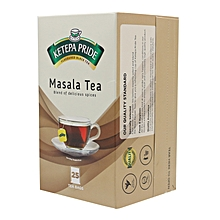 25 Masala Flavoured Tea Bags - 50g