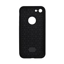 Novelty Super Thin TPU+PC Carbon Fibre Pattern Case Suitable For iPhone 7