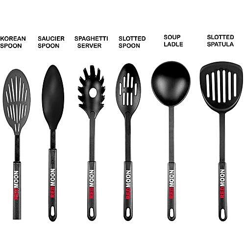 Kitchen Spoons: Generic Nonstick Cooking Spoons-Kitchen Utensils