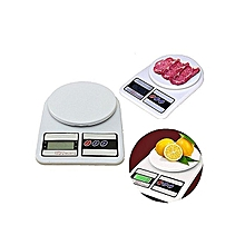 Electronic Multipurpose Kitchen Digital Weighing Scale Up To 10 Kg
