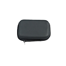 Mini Portable Zipper Hard Earphone Storage Case EVA USB Audio Data Line Headset Earphone Bag