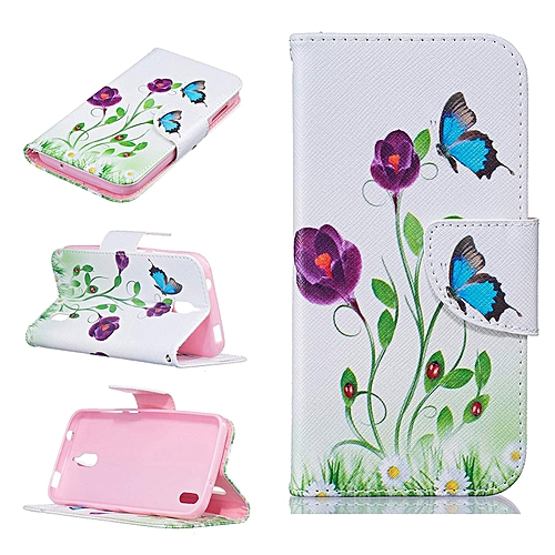 853e20dc8e0634 Generic PU Leather Wallet Phone Case   Kickstand   Wrist Strap    Credit  Card Slot   Flip Full Body Protective Cover Magnetic Closure Stand (Animal  Tiger) ...