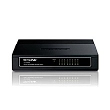 TL-SF1016D 16-Port 10/100Mbps Desktop Switch