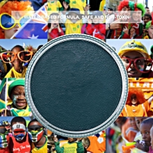 7 Colors Pearl Metallic Facial Pigment Body Paint Water Based Makeup Party Game Football