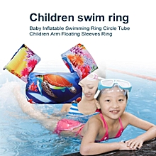 Baby Inflatable Swimming Ring Circle Tube Children Arm Floating Sleeves Swim Trainer
